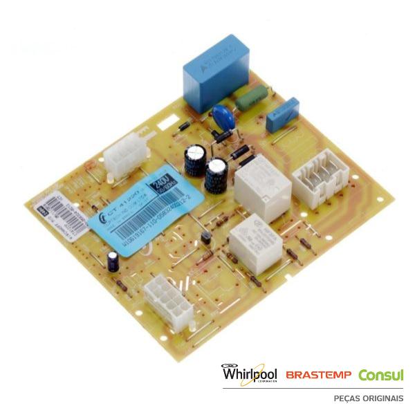 Placa Controle de Potência Brastemp 220V Original - W10772563