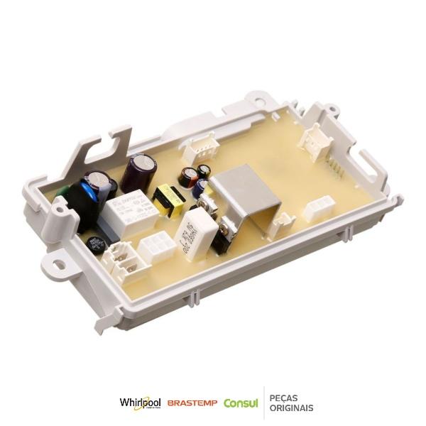 Placa de Controle para Máquina de Lavar Consul 110V Original - W11391011