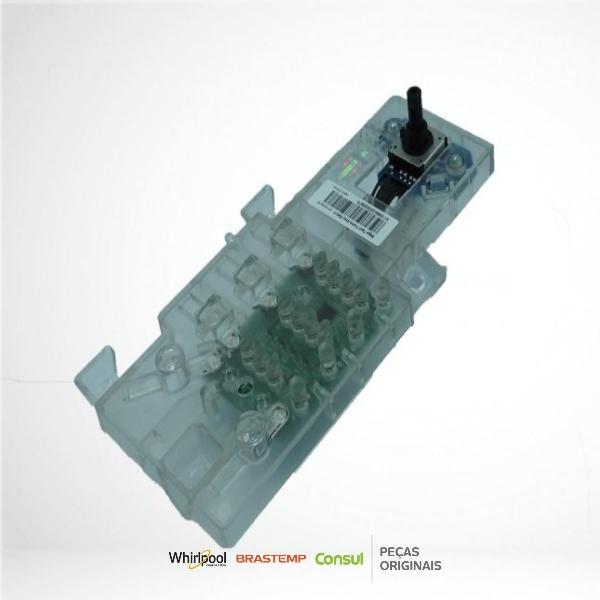 Placa de Interface  para Máquina de Lavar Consul Bivolt Original - W10890251