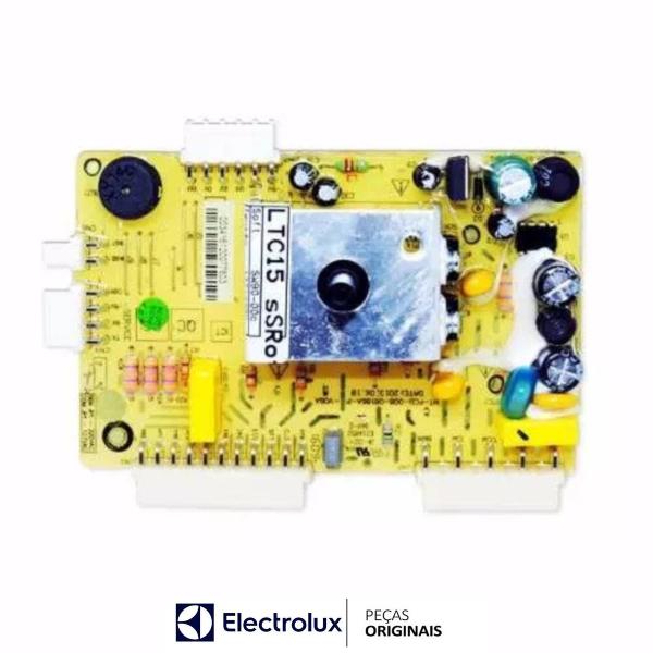 Placa Potência Compatível com a Lavadora Electrolux Original Bivolt - 70201322