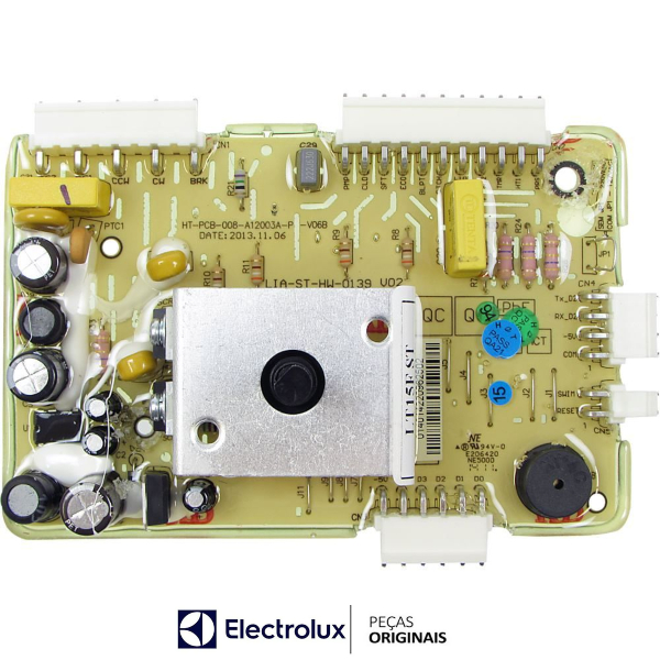 Placa Potência Compatível com a Lavadora Electrolux Bivolt Original  - 70201676