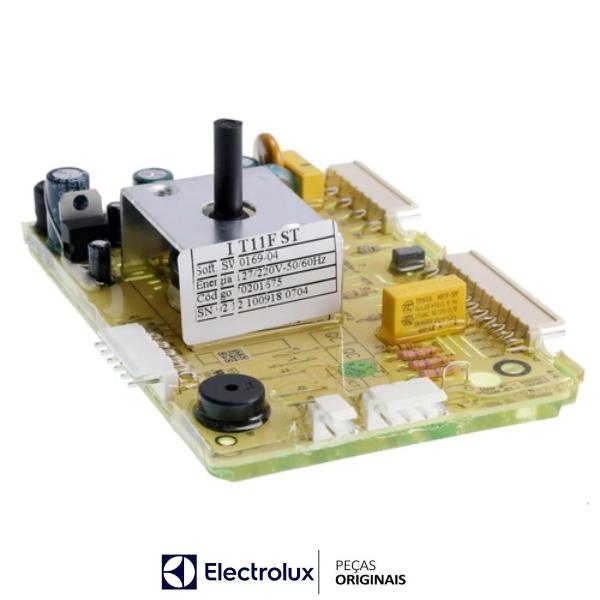 Placa Potência Compatível com a Lavadora Electrolux Original Bivolt - 70201675