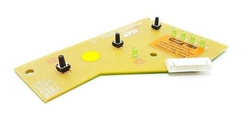 Placa Eletrônica Interface Lavadora Electrolux  - 64800634 - CP1118