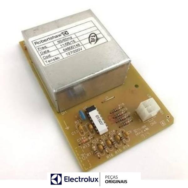 Placa Eletrônica Lavadora Electrolux Bivolt - 64800148 | 64800201
