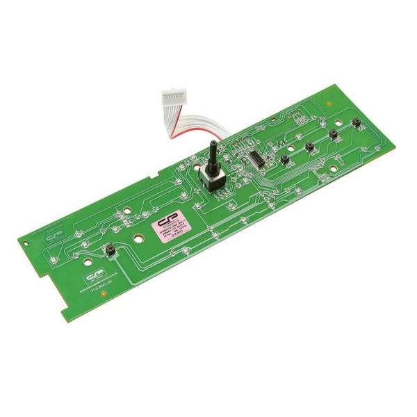 Placa Interface Compatível Lavadora Brastemp  W10356413 - CP 1501 Versão 3