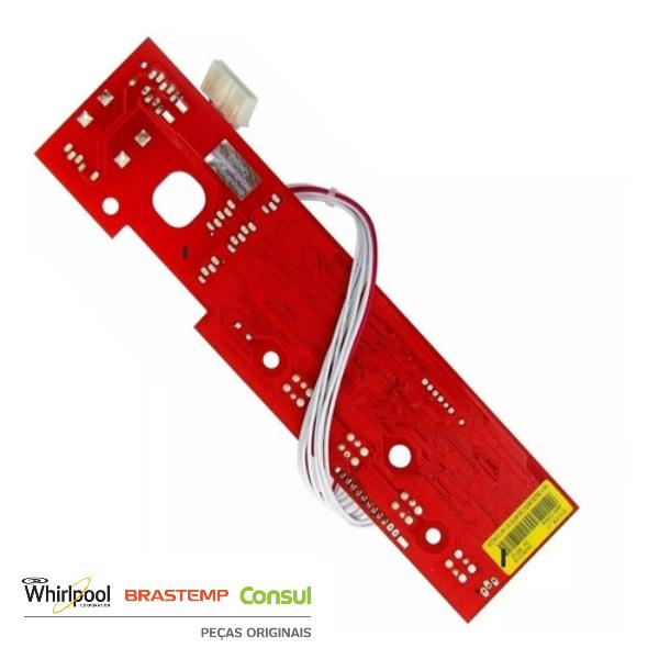 Placa Interface Consul Facilite Bivolt  Original - W10626365   W10343284