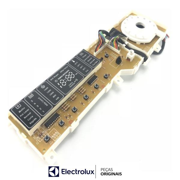 Placa Interface Lava E Seca Electrolux Bivolt Original -  Prpsswl076