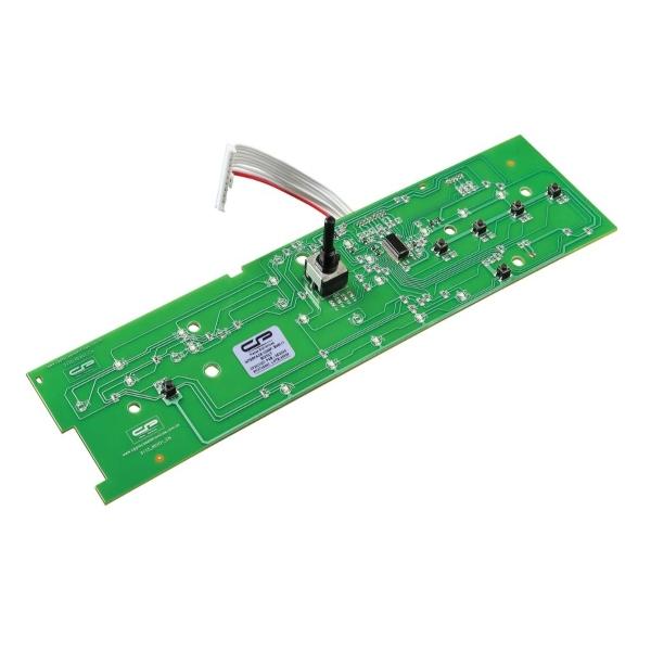 Placa Interface Lavadora Brastemp Bivolt - W10755942  CP 1503