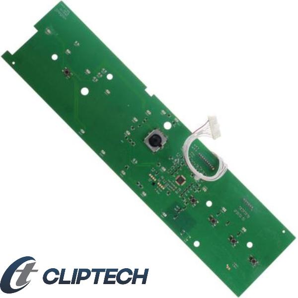 Placa Interface Lavadora Brastemp Cliptech Bivolt - 326064442 | W10301604