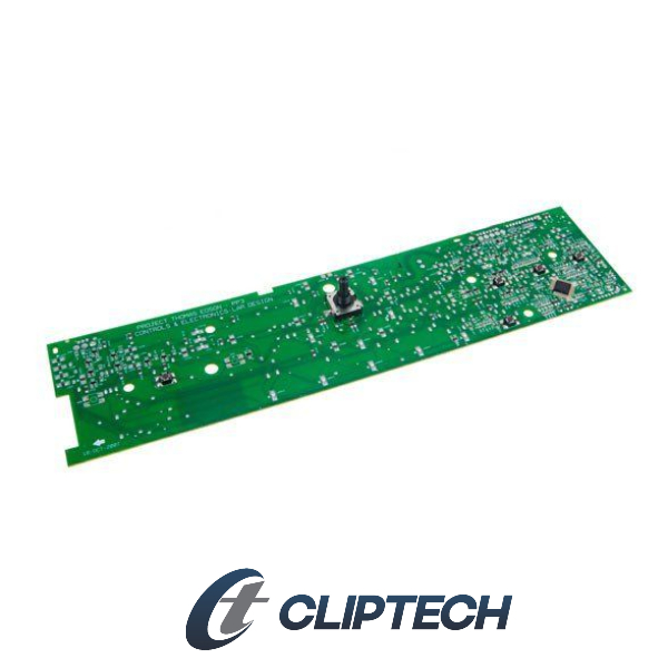 Placa Interface Lavadora Brastemp Cliptech  Bivolt - W10540663   W10356418