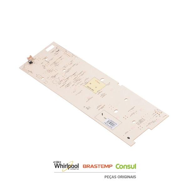 Placa Interface  Lavadora Brastemp Halley Bivolt Original  - W11161214