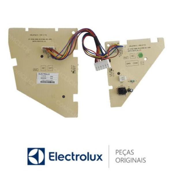 Placa Interface Lavadora Electrolux Bivolt Original  - 64502035