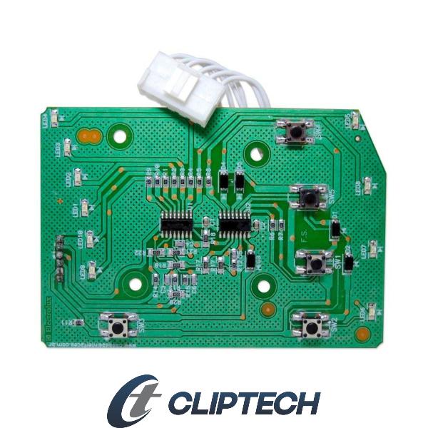 Placa Interface Lavadora Electrolux Bivolt - Cliptech - 64503063