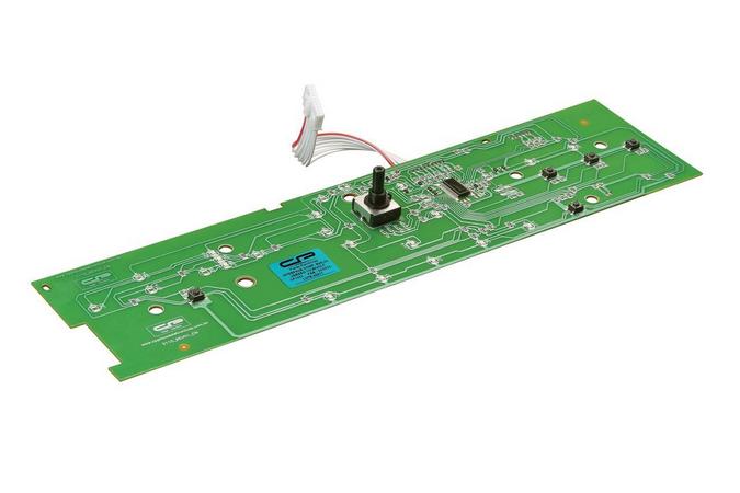Placa Interface Lavadora Brastemp Bivolt  - W10540663   W10356418  - CP1502