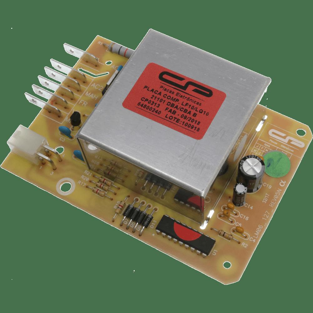 Placa Potência  Compatível Lavadora Electrolux 64800240 - CP 0313
