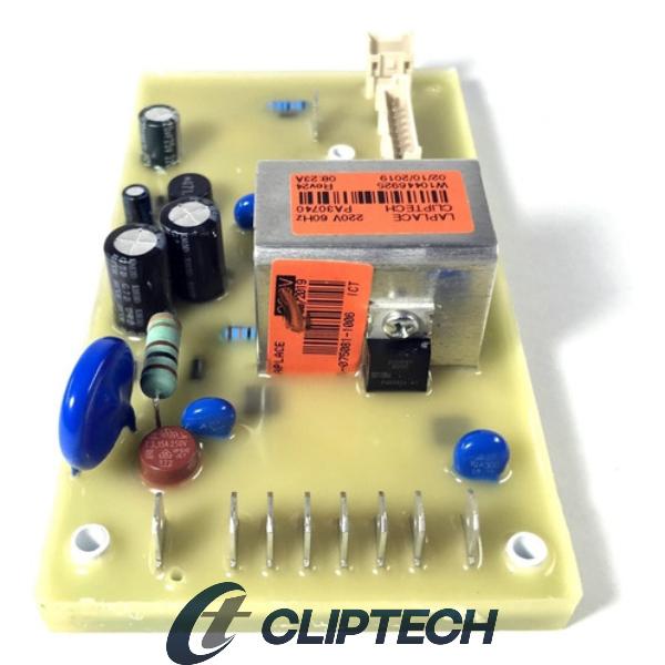 Placa Potência Compatível Brastemp & Consul Cliptech 220v  - W10446925
