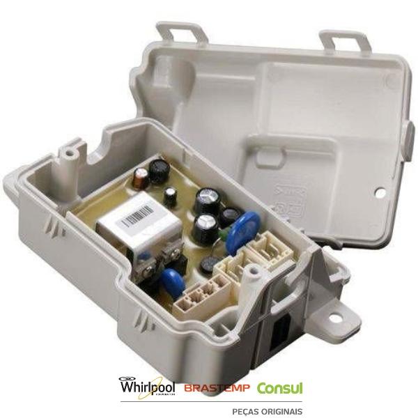 Placa Potência Compatível com a Lavadora Consul 220v Original - W10797831| W10593545