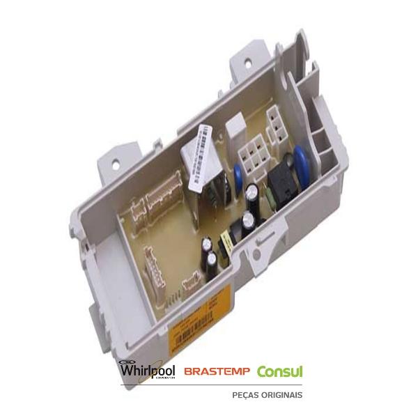 Placa Potência Compatível com a Lavadora Consul 220V Original -  W10915380