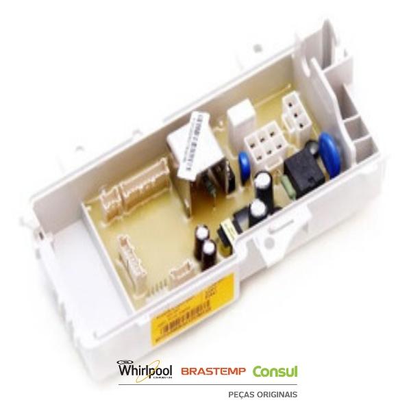 Placa Potência Compatível com a Lavadora Consul 220V Original - W11160582