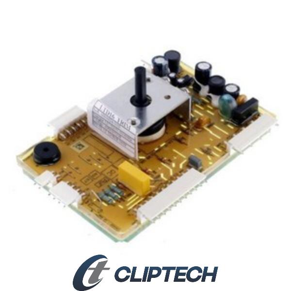Placa Potência Compatível com a Lavadora Electrolux Bivolt  Cliptech - 70200649