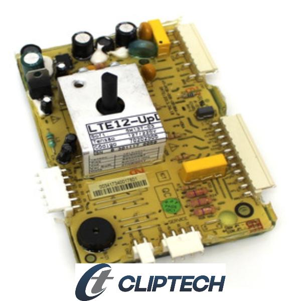 Placa Potência Compatível com a Lavadora Electrolux Cliptech Bivolt - 70202905 | 70202053