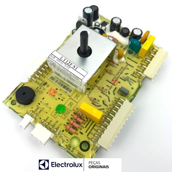 Placa Potência Compatível com a Lavadora Electrolux Original Bivolt - 70201326 | 64502496