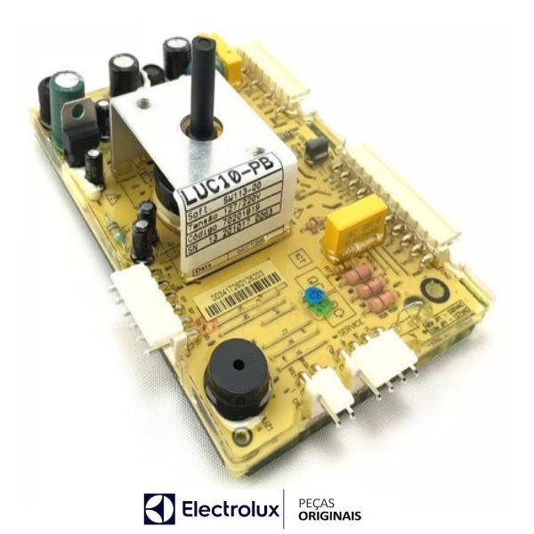 Placa Potência Compatível com a Lavadora Electrolux Original Bivolt - 70201819