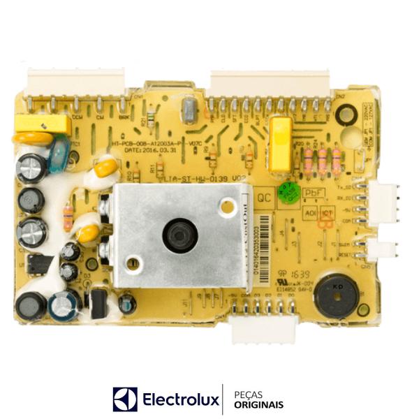 Placa Potência Compatível com a Lavadora Electrolux Original Bivolt - 70202698