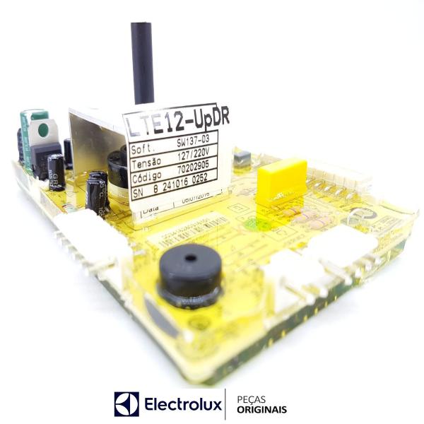 Placa Potência Compatível com a Lavadora Electrolux Original Bivolt - 70202905 | 70202053