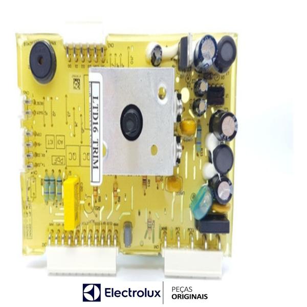 Placa Potência Compatível com a Lavadora Electrolux Original Bivolt  -  A99035108