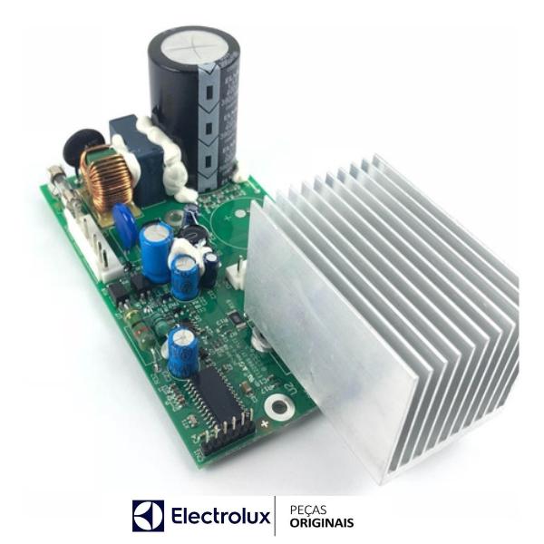 Placa Potência Inversora  Compatível com a Lavadora Electrolux  220V Original - 70203578