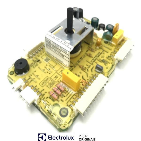Placa Potência Compatível com a Lavadora Electrolux Bivolt Original - A99035114