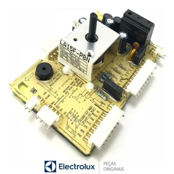 Placa Potência Lavadora Electrolux Bivolt Original - 70202399