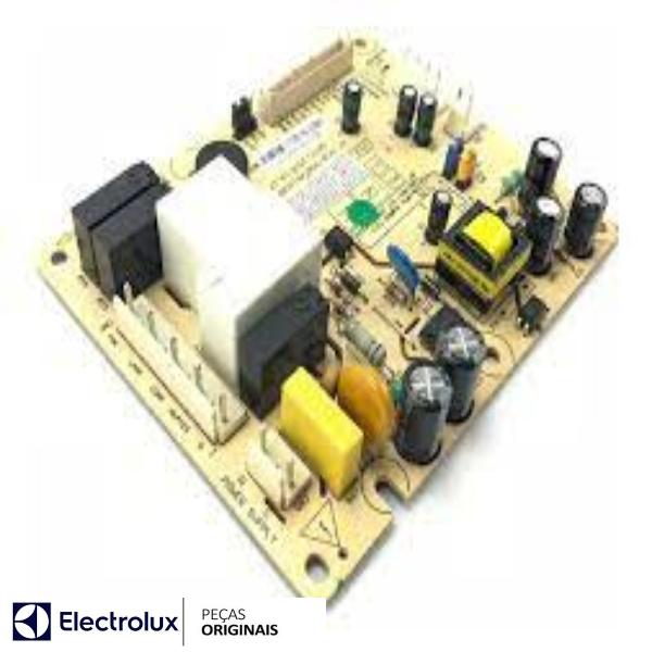 Placa Potência  Refrigerador Electrolux Bivolt Original - 64502201