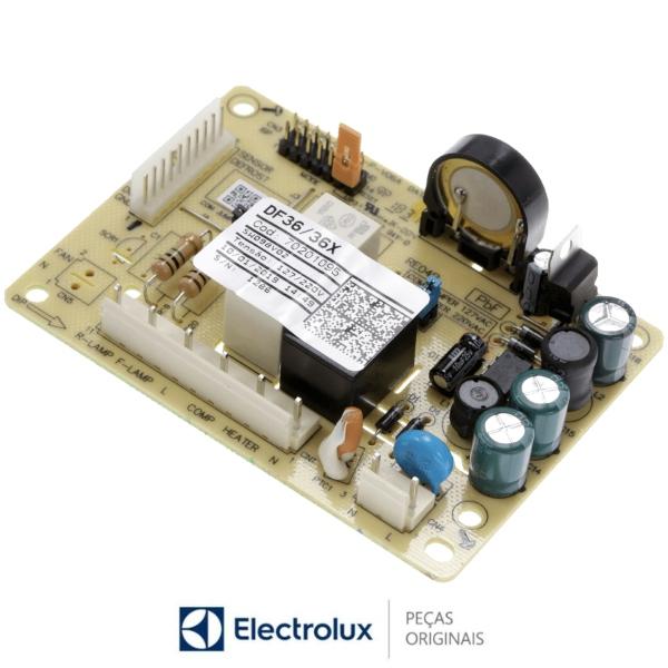Placa Potência Refrigerador Electrolux Bivolt Original  - 70201095