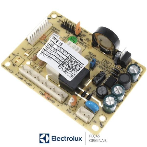 Placa Potência Refrigerador Electrolux Bivolt Original  - 70202612
