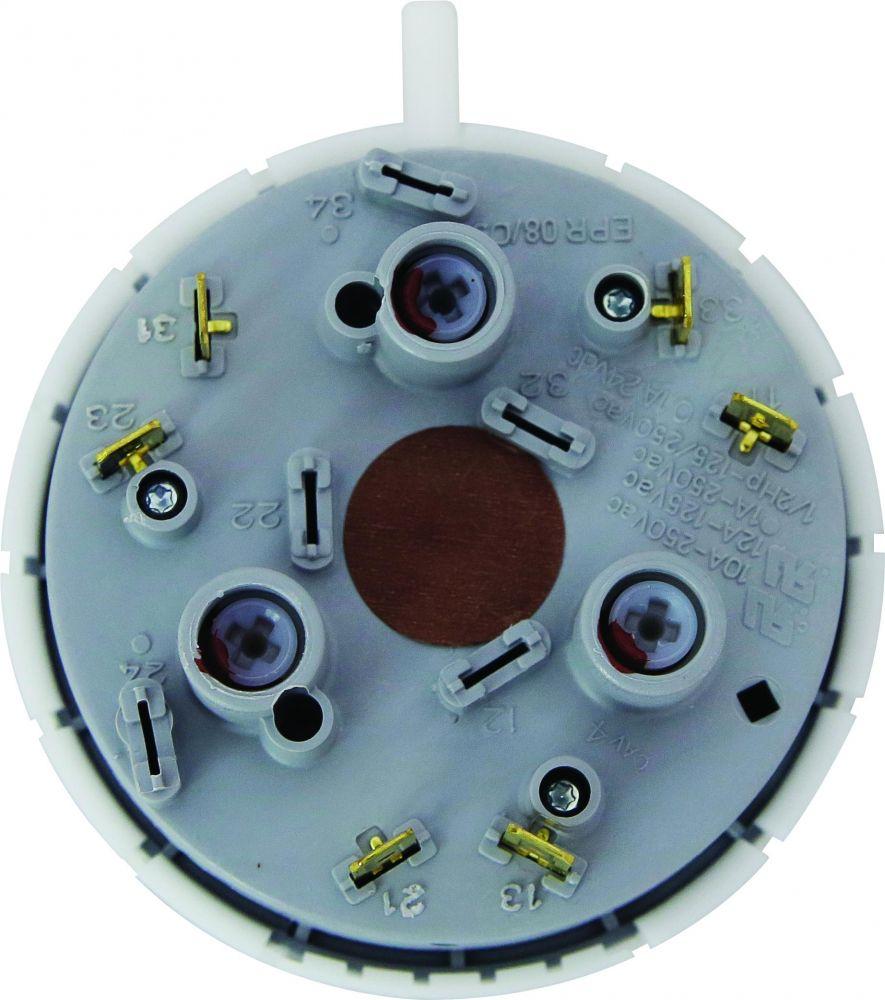Pressostato 3 Níveis Lavadora Brastemp W10617044