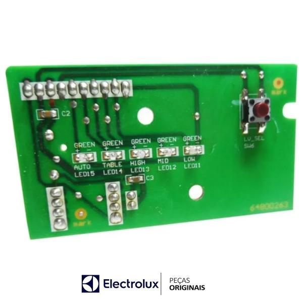 Pressostato Eletrônico Lavadora Electrolux  - 64800263