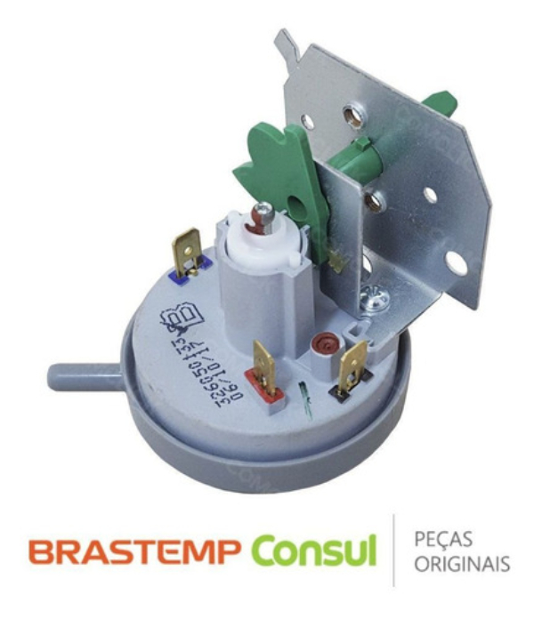 Pressostato Lavadora Brastemp - 326050133