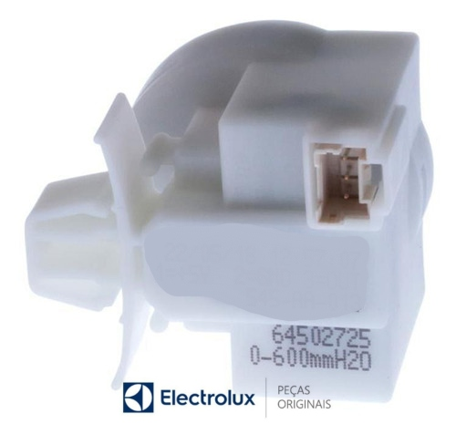 Pressostato Sensor Frequência Lavadora Electrolux Original - 64502725