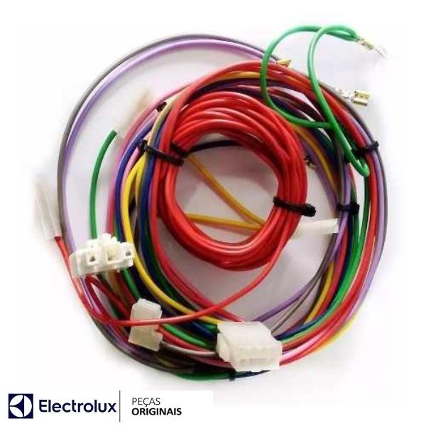 Rede Elétrica Inferior Original Lavadora Electrolux  - 64501524