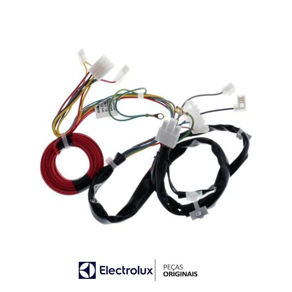 Rede Elétrica Inferior Lavadora Electrolux Original  - 64502818