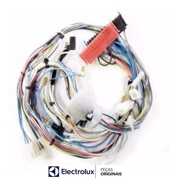 Rede Elétrica Superior Lavadora Electrolux Original - 64591570