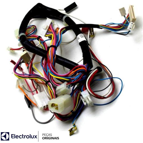 Rede Elétrica Superior Original Lavadora Electrolux -  64591669