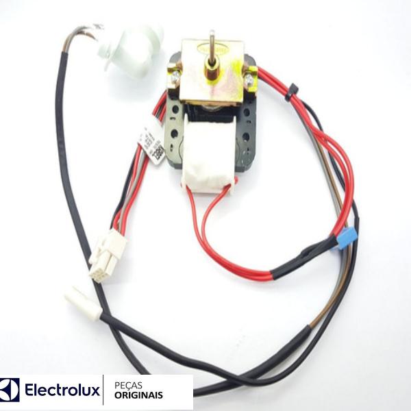 Rede Sensor Ventilador  8 Vias Refrigerador Electrolux 220V - 70294645