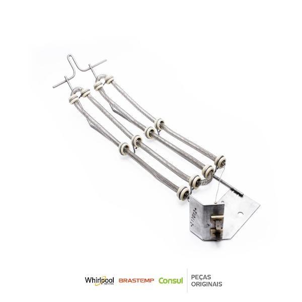 Resistencia Aquecimento Secadora Brastemp 220v Original 220v - 326011067