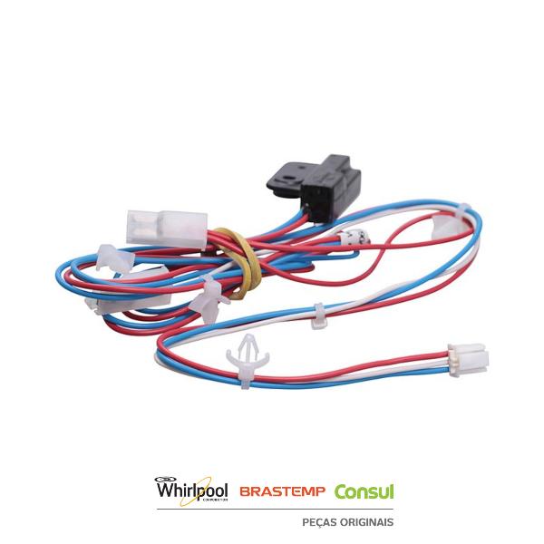 Sensor Microchave Reed Switch Original Lavadora Consul - W10343282
