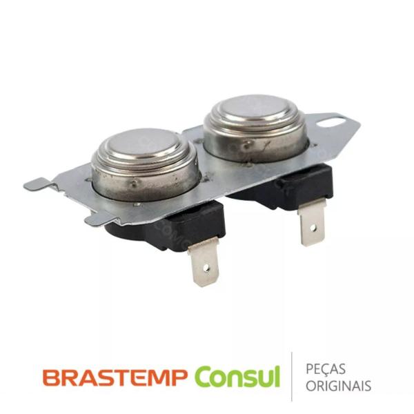Termostato Secadora Brastemp Consul - 326013733