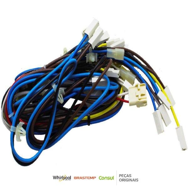 Timer Eletromecânico Secadora Brastemp 220v Original - W10916101