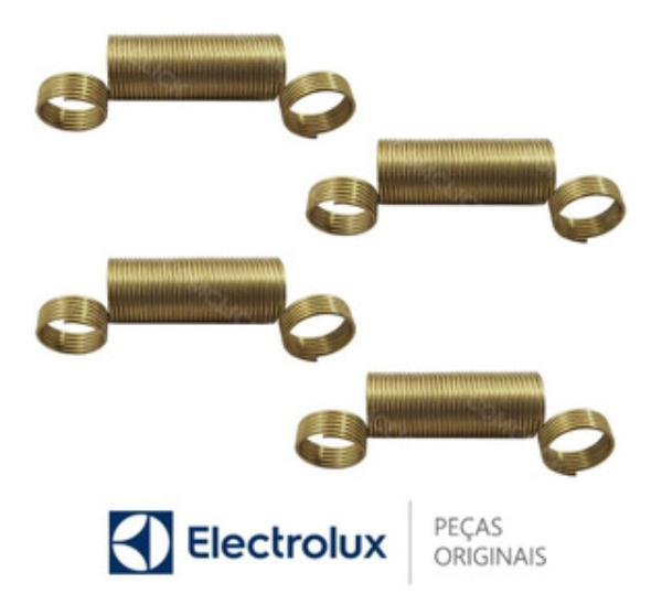 Tirantes de  Mola para  Vara Suspensão Electrolux - 65158544
